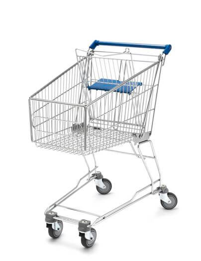 80 Litre Small Trolley